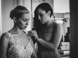Le nozze di Arianna e Mirko 1