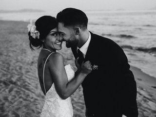 Le nozze di Raffaele e Antonella