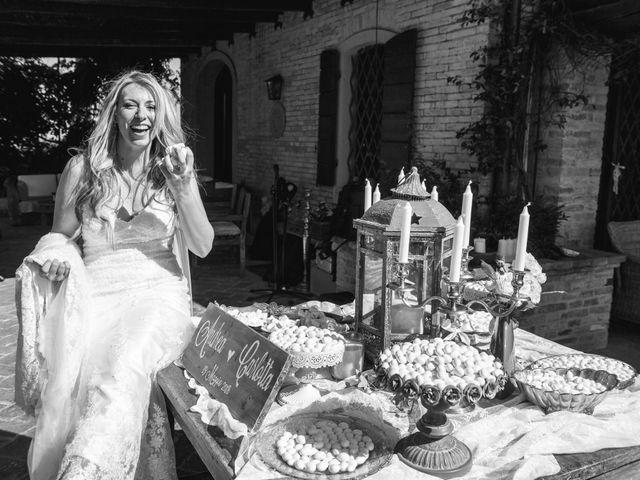Il matrimonio di Andrea e Carlotta a Cesena, Forlì-Cesena 35