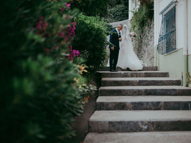 Il matrimonio di Giordano e Ilaria a Maiori, Salerno 51