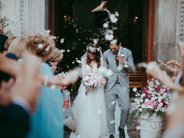 Il matrimonio di Giordano e Ilaria a Maiori, Salerno 56