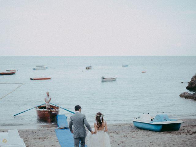Il matrimonio di Giordano e Ilaria a Maiori, Salerno 65