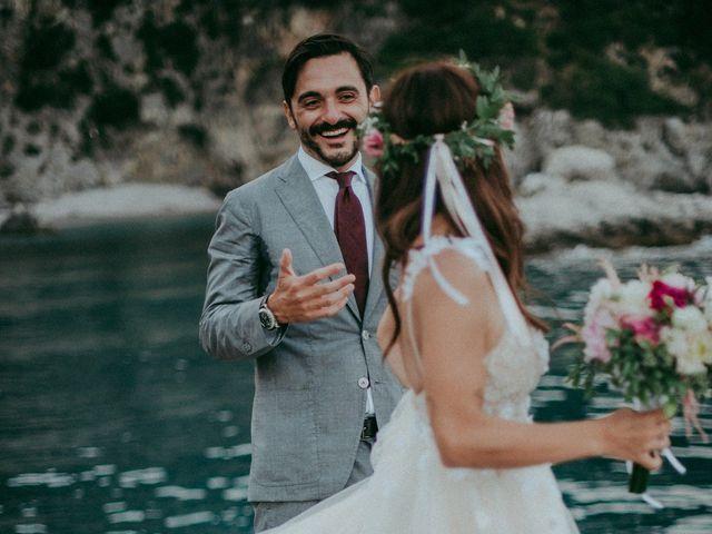 Il matrimonio di Giordano e Ilaria a Maiori, Salerno 67