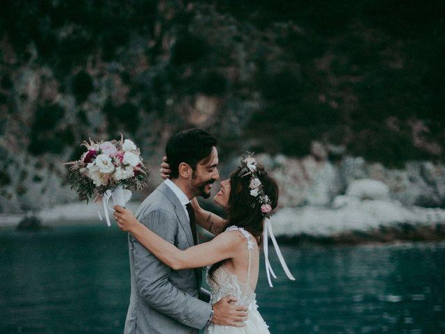 Il matrimonio di Giordano e Ilaria a Maiori, Salerno 68