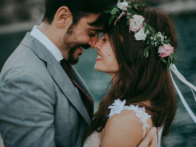Il matrimonio di Giordano e Ilaria a Maiori, Salerno 72
