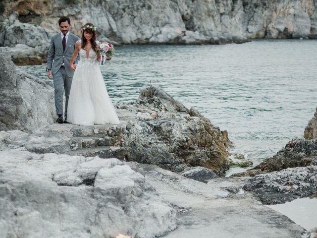 Il matrimonio di Giordano e Ilaria a Maiori, Salerno 73
