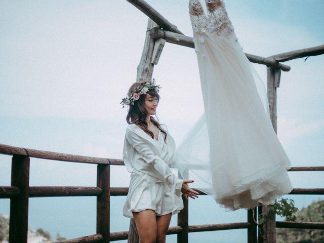 Il matrimonio di Giordano e Ilaria a Maiori, Salerno 27