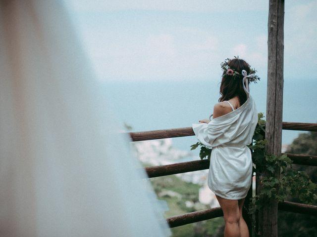 Il matrimonio di Giordano e Ilaria a Maiori, Salerno 28