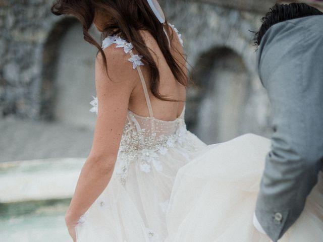 Il matrimonio di Giordano e Ilaria a Maiori, Salerno 64