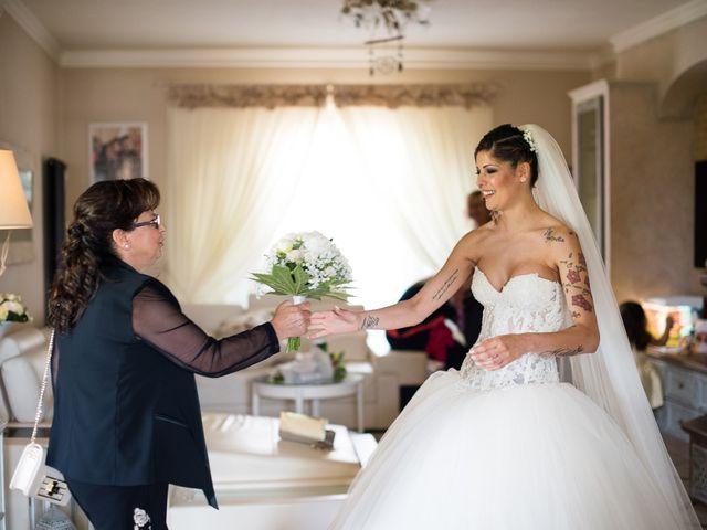 Il matrimonio di Antonio e Cassandra a Montopoli in Val d'Arno, Pisa 15