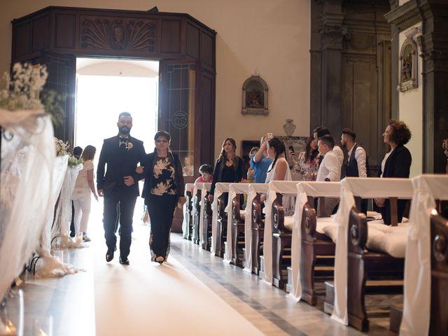 Il matrimonio di Antonio e Cassandra a Montopoli in Val d'Arno, Pisa 18