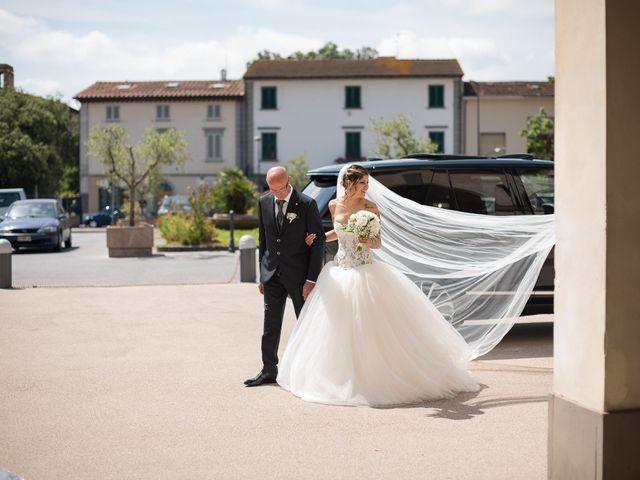 Il matrimonio di Antonio e Cassandra a Montopoli in Val d'Arno, Pisa 19