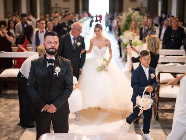 Il matrimonio di Antonio e Cassandra a Montopoli in Val d'Arno, Pisa 20