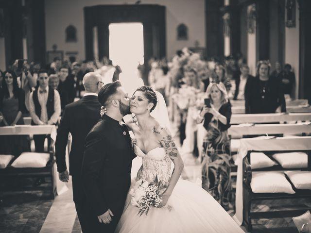 Il matrimonio di Antonio e Cassandra a Montopoli in Val d'Arno, Pisa 21