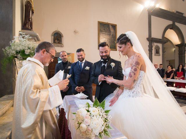 Il matrimonio di Antonio e Cassandra a Montopoli in Val d'Arno, Pisa 23