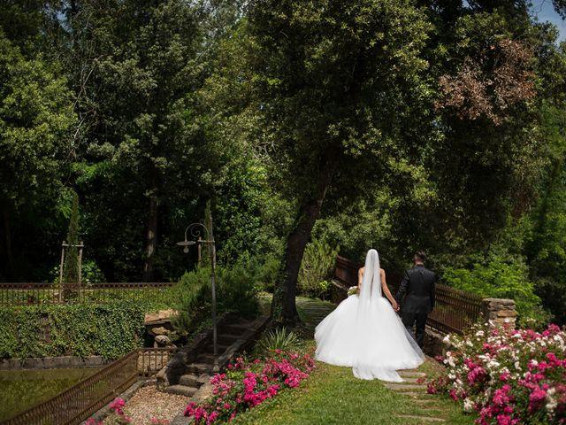Il matrimonio di Antonio e Cassandra a Montopoli in Val d'Arno, Pisa 32