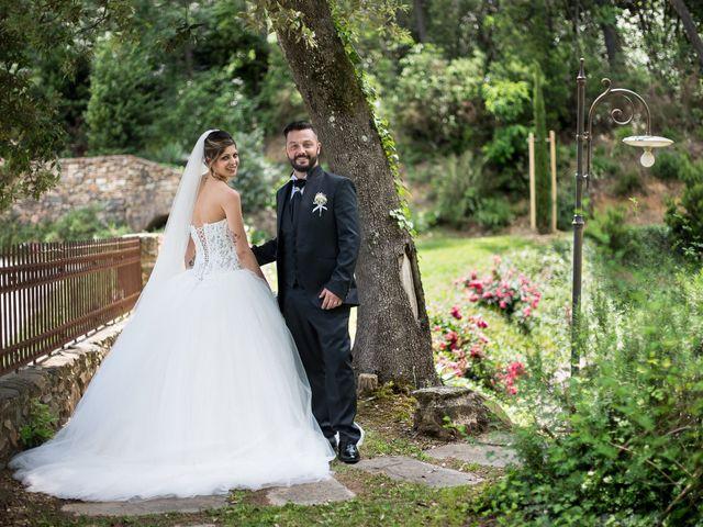 Il matrimonio di Antonio e Cassandra a Montopoli in Val d'Arno, Pisa 36