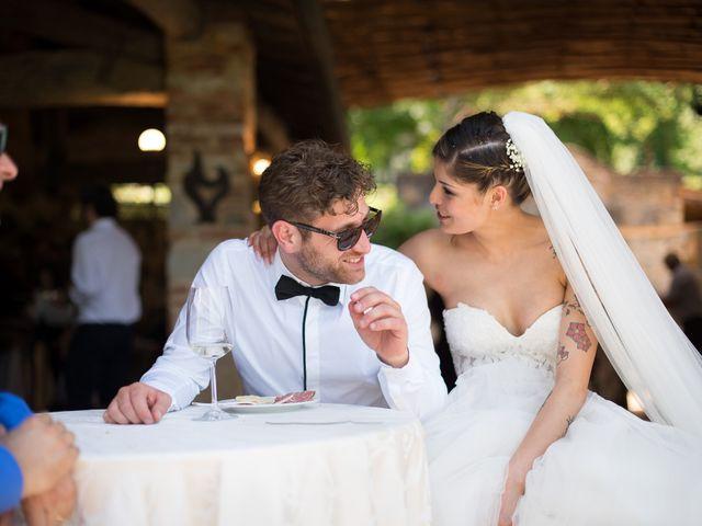 Il matrimonio di Antonio e Cassandra a Montopoli in Val d'Arno, Pisa 41