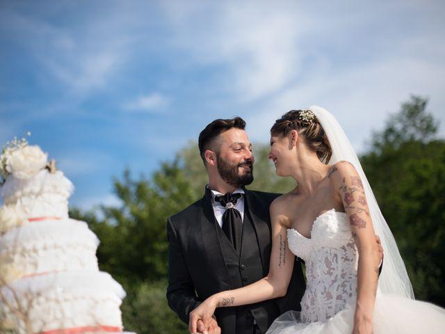 Il matrimonio di Antonio e Cassandra a Montopoli in Val d'Arno, Pisa 48