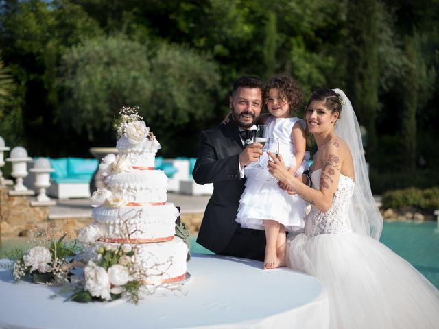 Il matrimonio di Antonio e Cassandra a Montopoli in Val d'Arno, Pisa 49