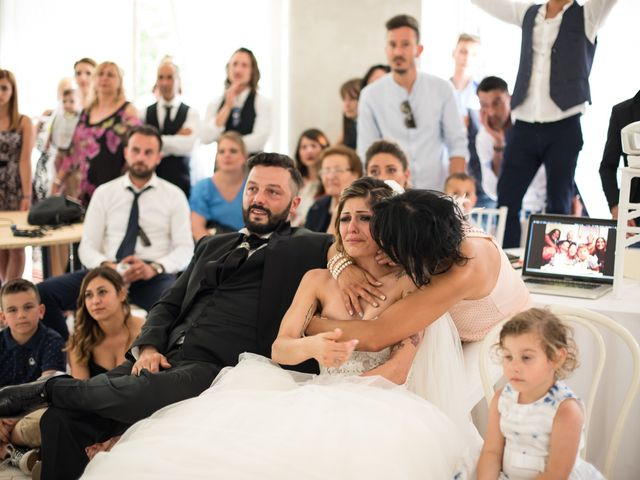 Il matrimonio di Antonio e Cassandra a Montopoli in Val d'Arno, Pisa 51