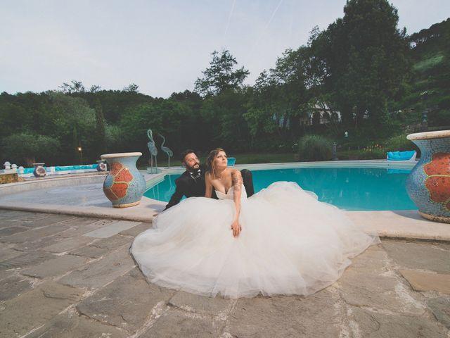 Il matrimonio di Antonio e Cassandra a Montopoli in Val d'Arno, Pisa 59