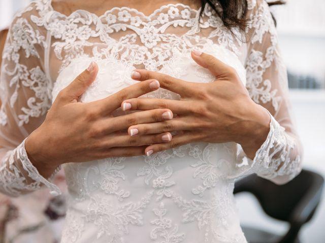 Il matrimonio di Mattia e Linda a Longiano, Forlì-Cesena 21