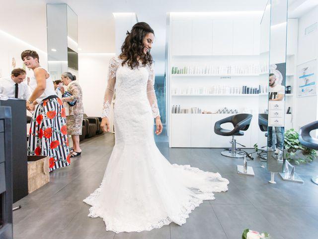 Il matrimonio di Mattia e Linda a Longiano, Forlì-Cesena 22