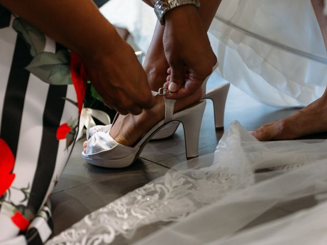 Il matrimonio di Mattia e Linda a Longiano, Forlì-Cesena 24