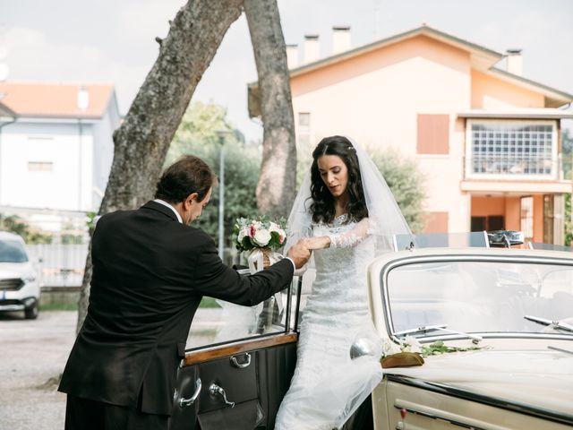 Il matrimonio di Mattia e Linda a Longiano, Forlì-Cesena 31