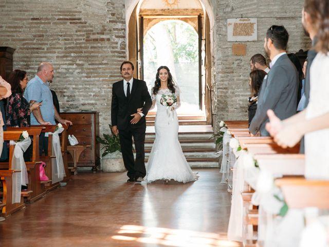 Il matrimonio di Mattia e Linda a Longiano, Forlì-Cesena 33