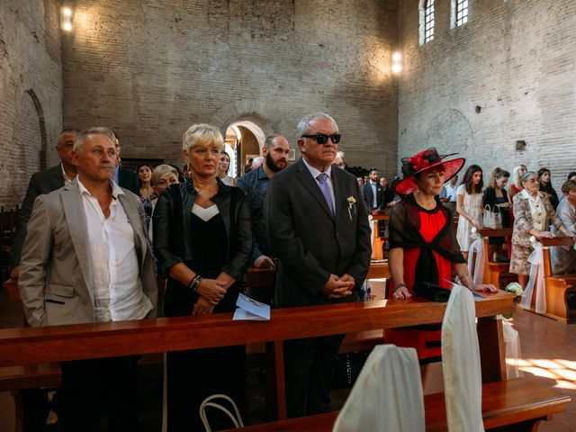 Il matrimonio di Mattia e Linda a Longiano, Forlì-Cesena 37