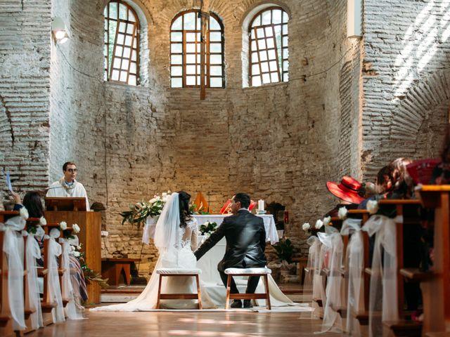 Il matrimonio di Mattia e Linda a Longiano, Forlì-Cesena 38