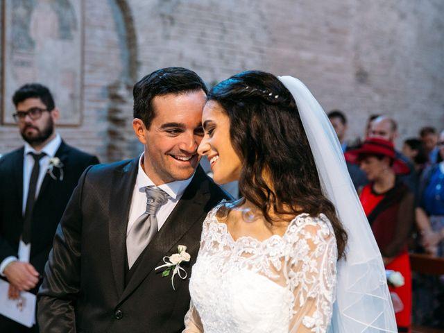 Il matrimonio di Mattia e Linda a Longiano, Forlì-Cesena 46