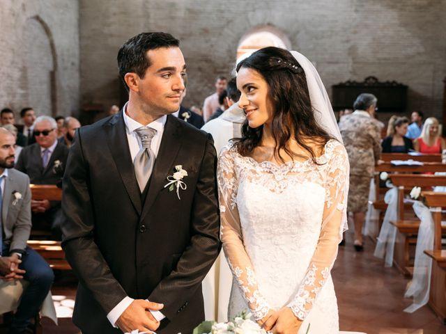 Il matrimonio di Mattia e Linda a Longiano, Forlì-Cesena 47