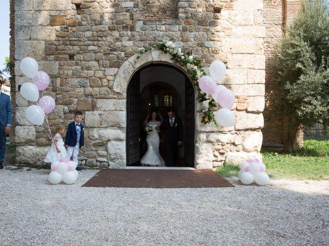 Il matrimonio di Mattia e Linda a Longiano, Forlì-Cesena 48