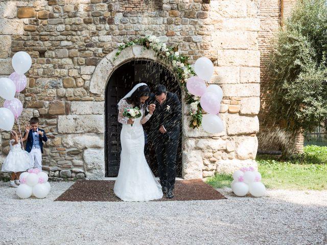 Il matrimonio di Mattia e Linda a Longiano, Forlì-Cesena 50