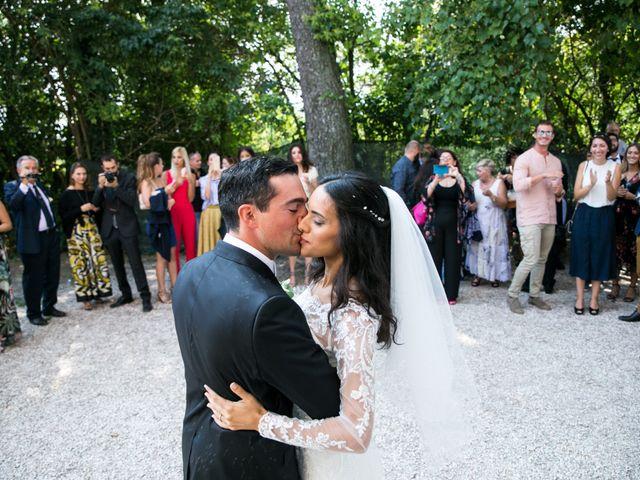 Il matrimonio di Mattia e Linda a Longiano, Forlì-Cesena 52