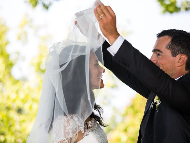Il matrimonio di Mattia e Linda a Longiano, Forlì-Cesena 58