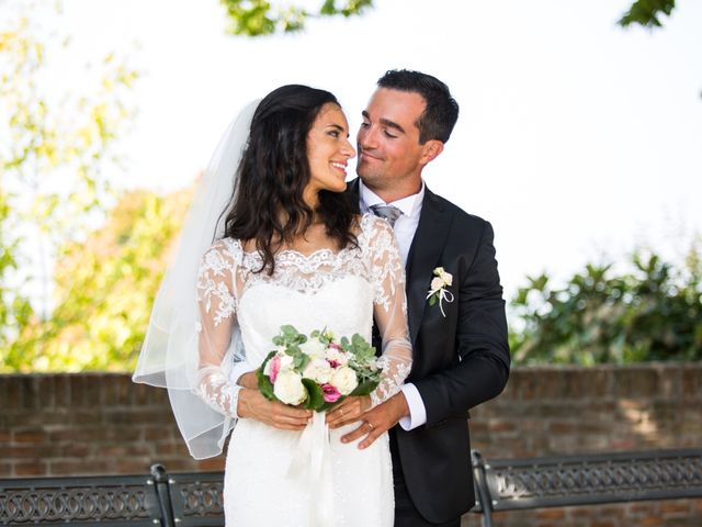 Il matrimonio di Mattia e Linda a Longiano, Forlì-Cesena 59