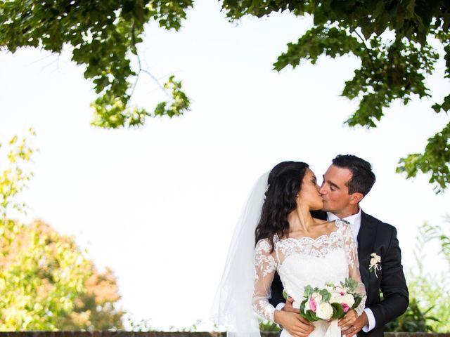 Il matrimonio di Mattia e Linda a Longiano, Forlì-Cesena 60