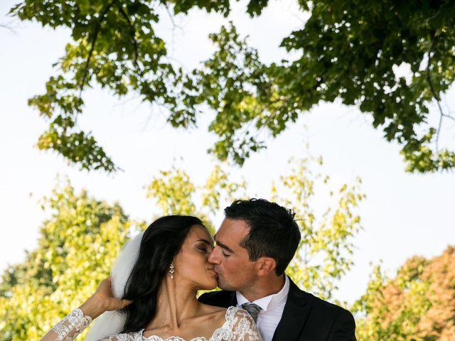 Il matrimonio di Mattia e Linda a Longiano, Forlì-Cesena 61