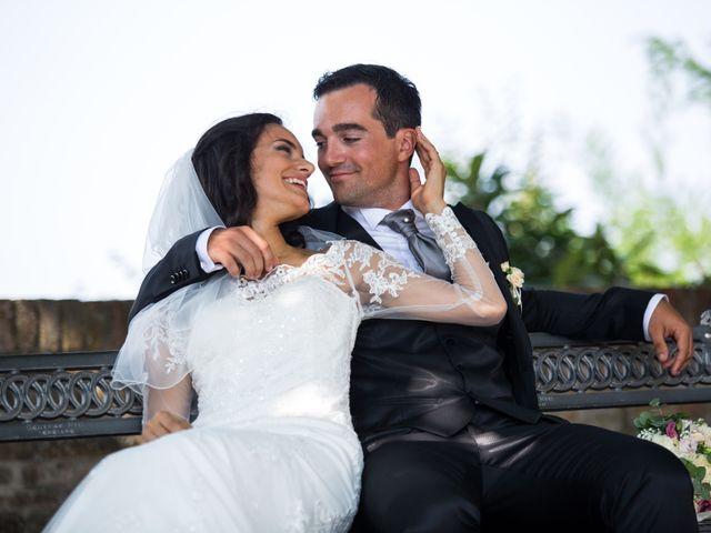 Il matrimonio di Mattia e Linda a Longiano, Forlì-Cesena 62