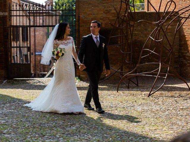 Il matrimonio di Mattia e Linda a Longiano, Forlì-Cesena 66