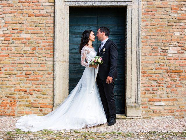 Il matrimonio di Mattia e Linda a Longiano, Forlì-Cesena 67