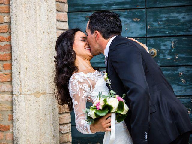 Il matrimonio di Mattia e Linda a Longiano, Forlì-Cesena 68