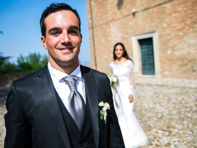 Il matrimonio di Mattia e Linda a Longiano, Forlì-Cesena 69