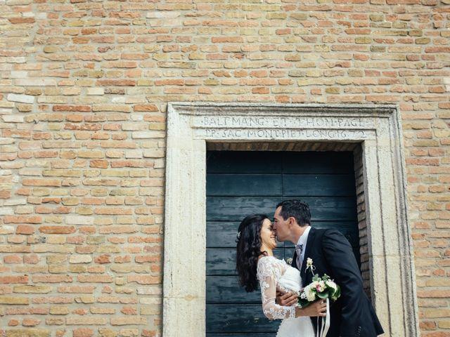Il matrimonio di Mattia e Linda a Longiano, Forlì-Cesena 2