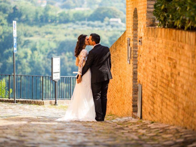 Il matrimonio di Mattia e Linda a Longiano, Forlì-Cesena 70