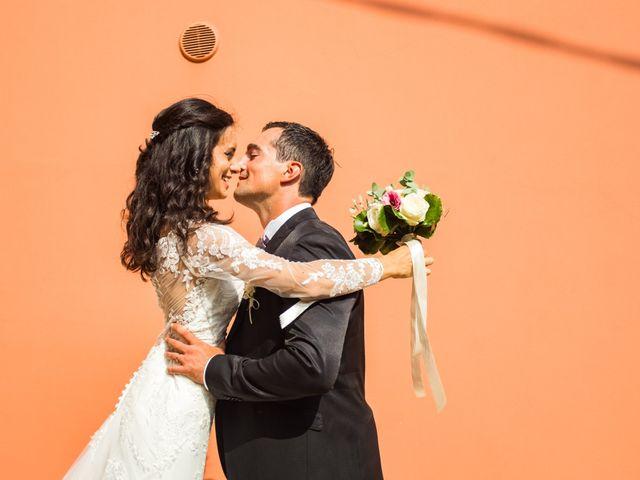 Il matrimonio di Mattia e Linda a Longiano, Forlì-Cesena 71